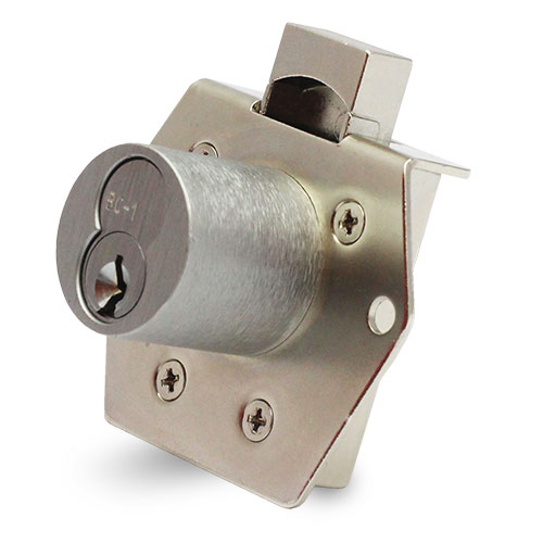 designed to fit all standard small format cores sfic deadbolt lock designed to be rim mounted in the wood this will allow you to screw - Deadbolts